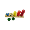 5 Colors Abacus